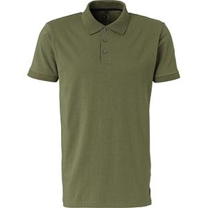 Poloshirt oliv