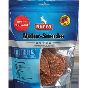 Natur-Snacks Puten-Schnitzel