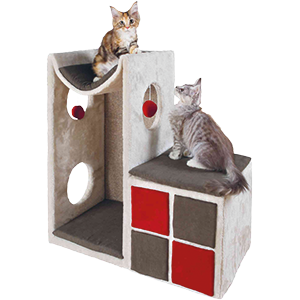 "Kratzbaum Cat Tower ""Nevio"""