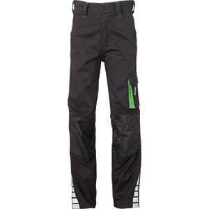 K-Bundhose schwarz-grün