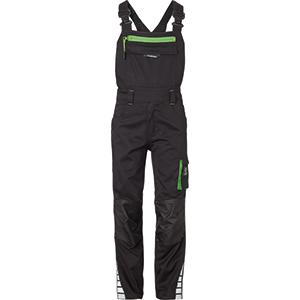 K-Latzhose schwarz-grün