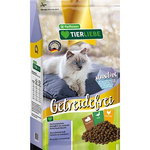 Katze Getreidefrei