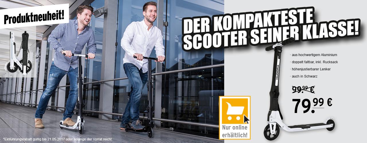 HUDORA Scooter Tour 6947