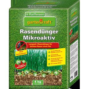 Rasendünger Mikro-Aktiv