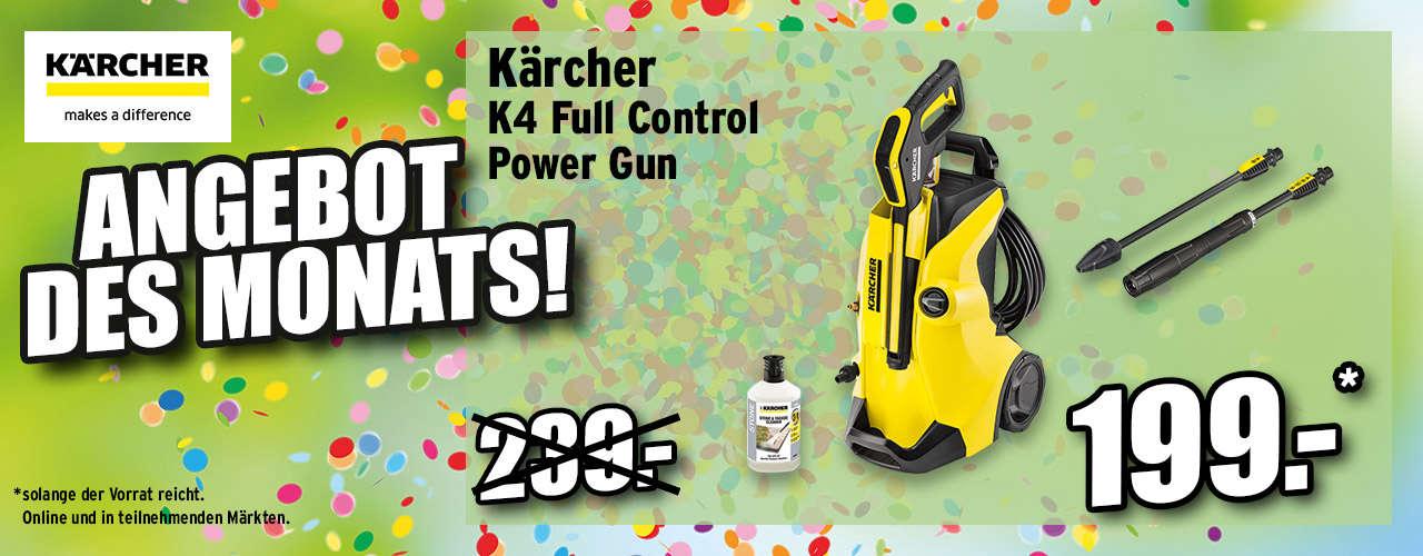 Kärcher K4 Full Control Power Gun