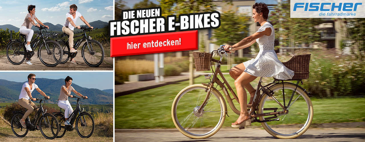 Fischer E-Bikes