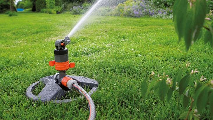 Ratgeber Gardena Bewässerungssystem