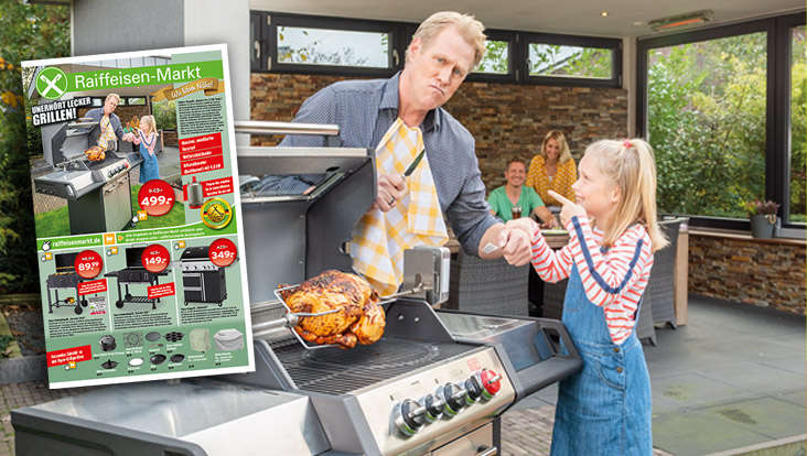 Unsere Grill-Angebote