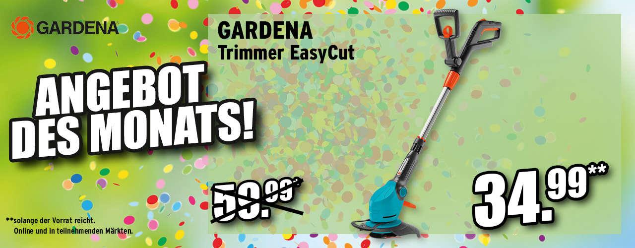 Gardena Trimmer EasyCut