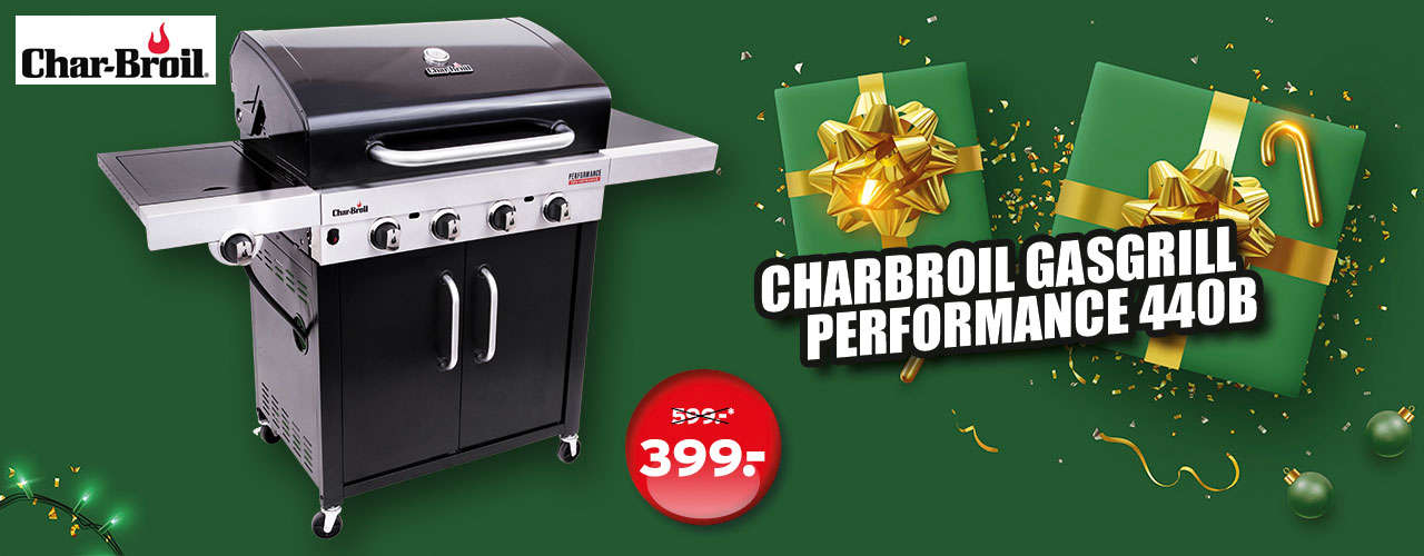 Char-Broil Gasgrill Performance 440B