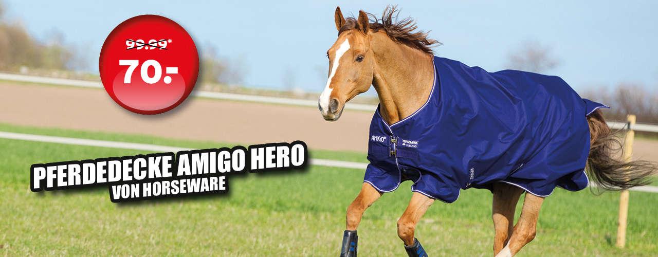 Horseware Amigo Hero