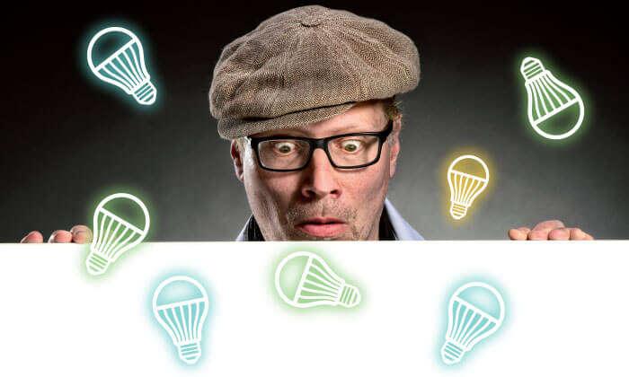 Die Vorteile von LED Lampen