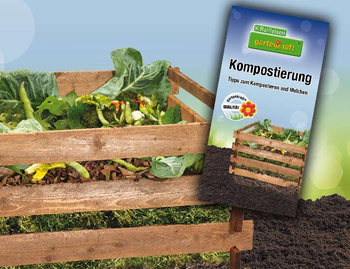 Raiffeisen gartenkraft Kompostierung
