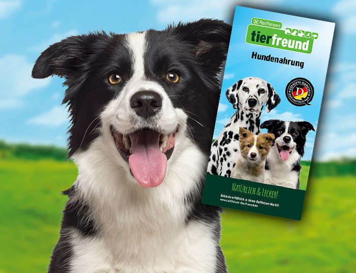 Raiffeisen tierfreund Hundenahrung