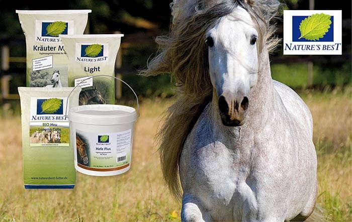 Pferdefutter von NATURE´S BEST