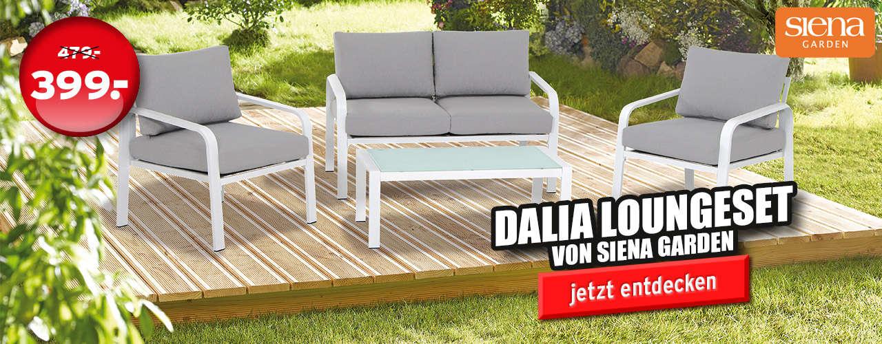 Siena Garden Dalia Loungeset