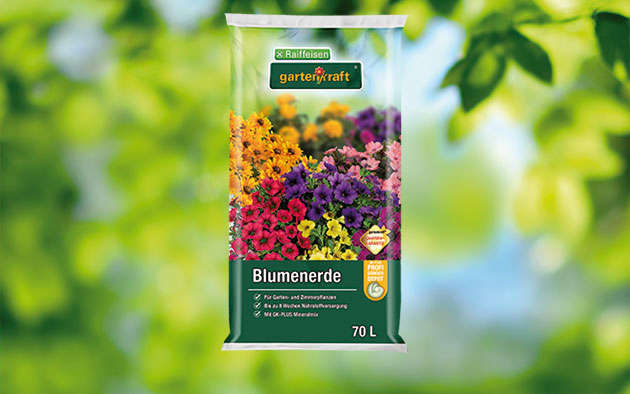 gartenkraft Blumenerde