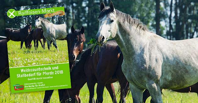Weidezaun & Stallbedarf Katalog