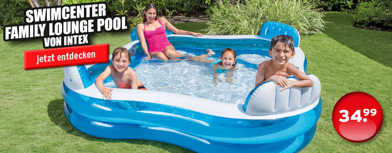 "Intex Swimcenter ""Family Lounge Pool"""