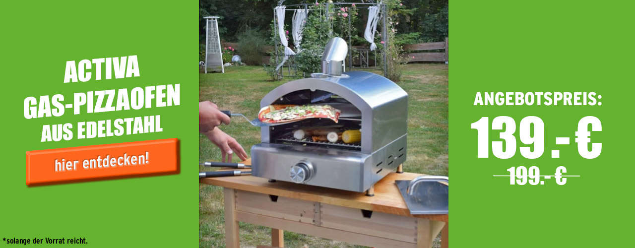Activa Grill Pizzaofen