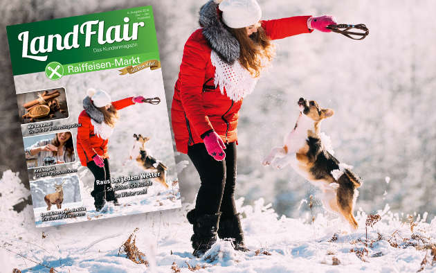 Kundenmagazin Landflair