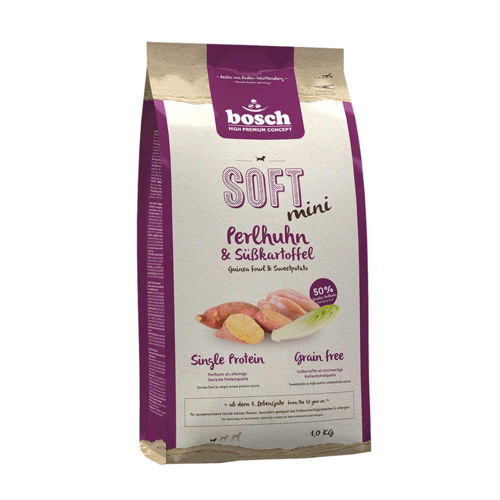 bosch HPC SOFT Mini Perlhuhn+Süßkartoffel