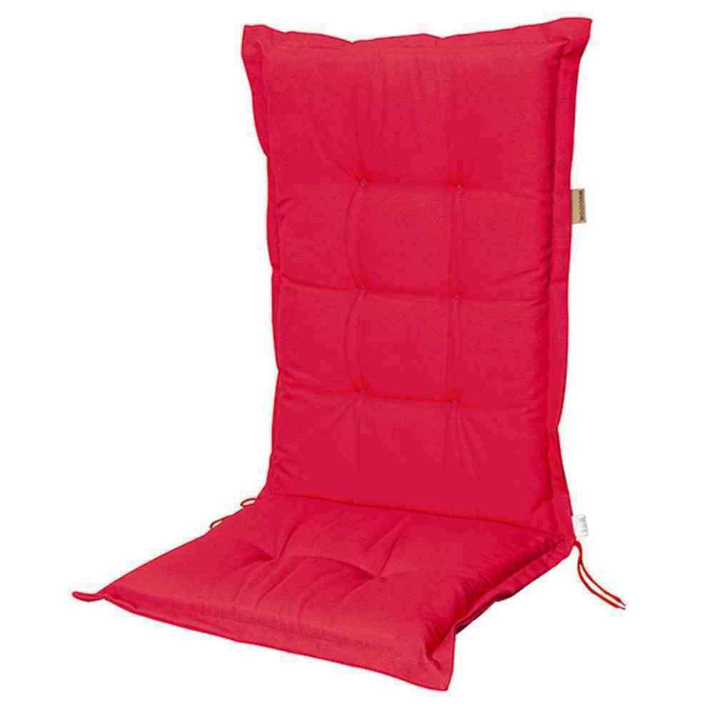 MADISON Auflage für Sessel niedrig, Panama rot