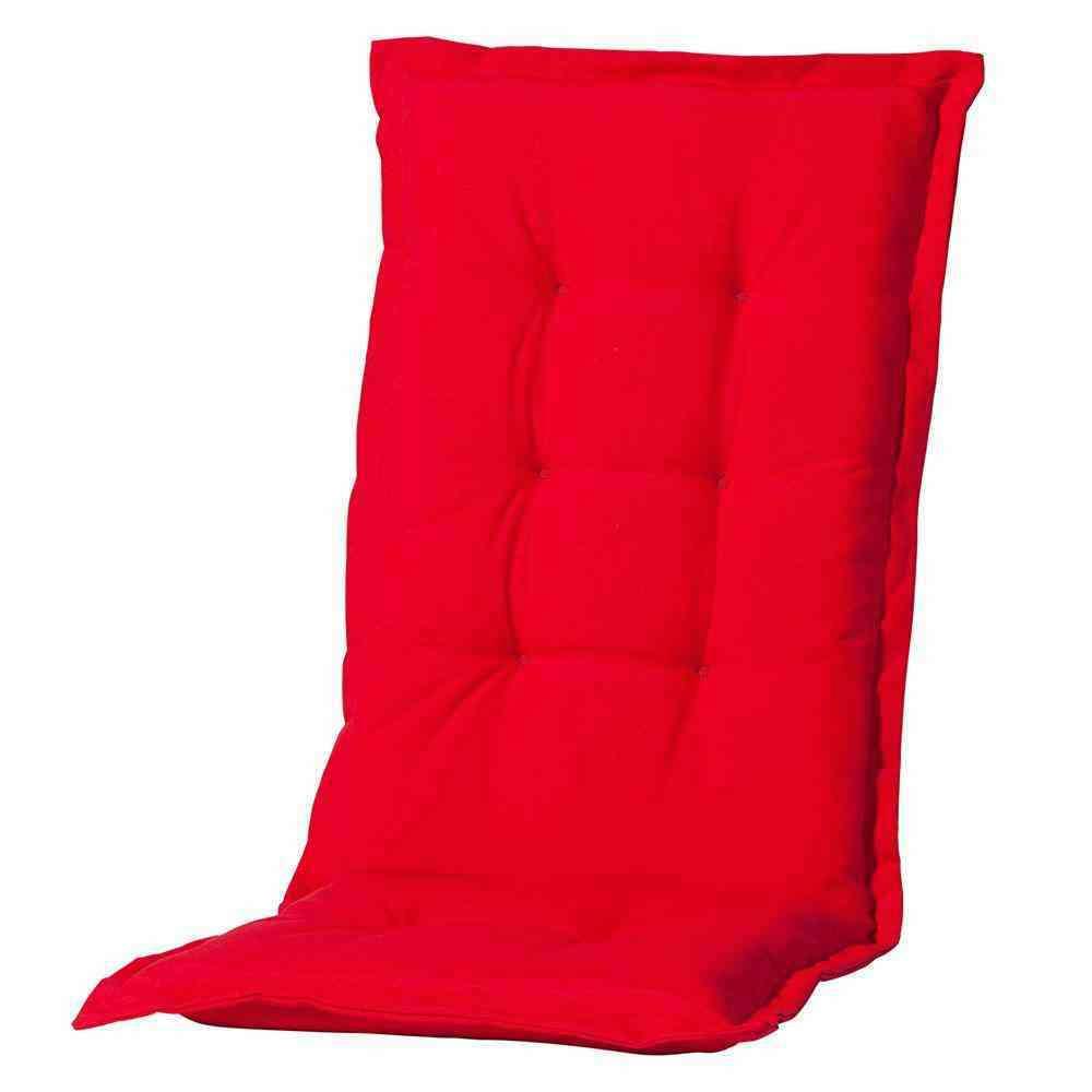 MADISON Auflage für Sessel hoch, Panama rot