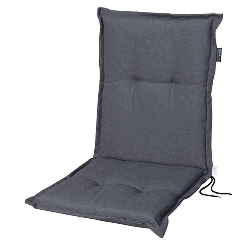 MADISON Auflage für Sessel niedrig, Panama grau