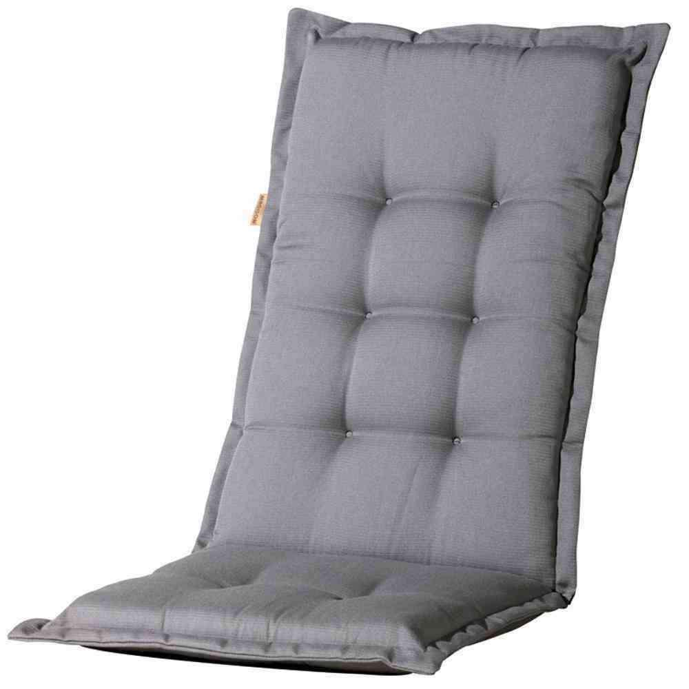 MADISON Auflage für Sessel hoch, Panama grau