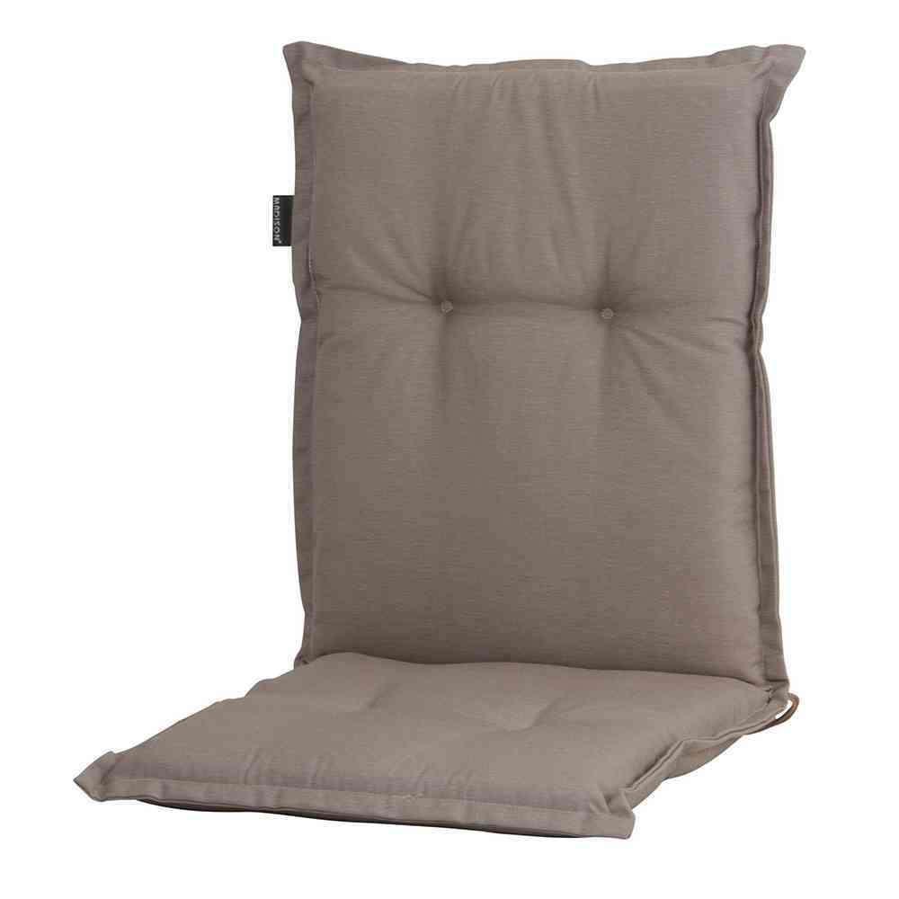 MADISON Auflage für Sessel niedrig, Panama taupe