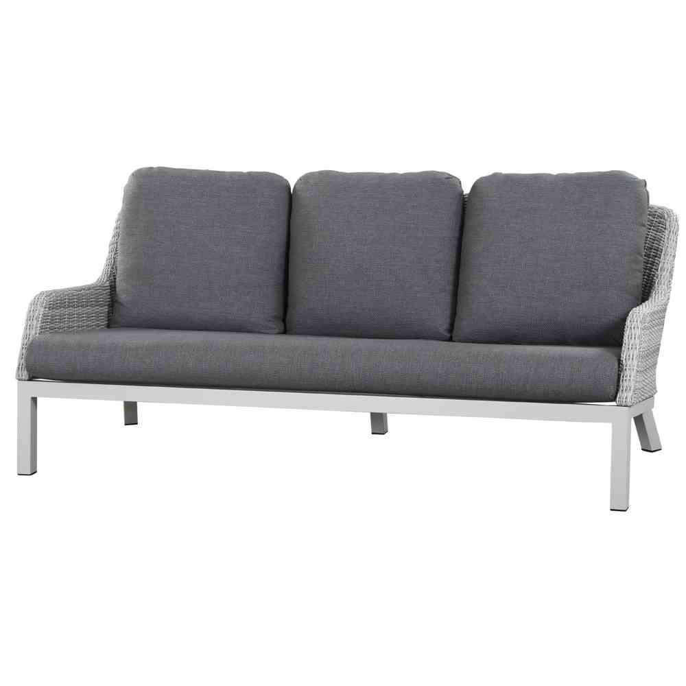 SIENAGARDEN Sanero Lounge 3er Sofa