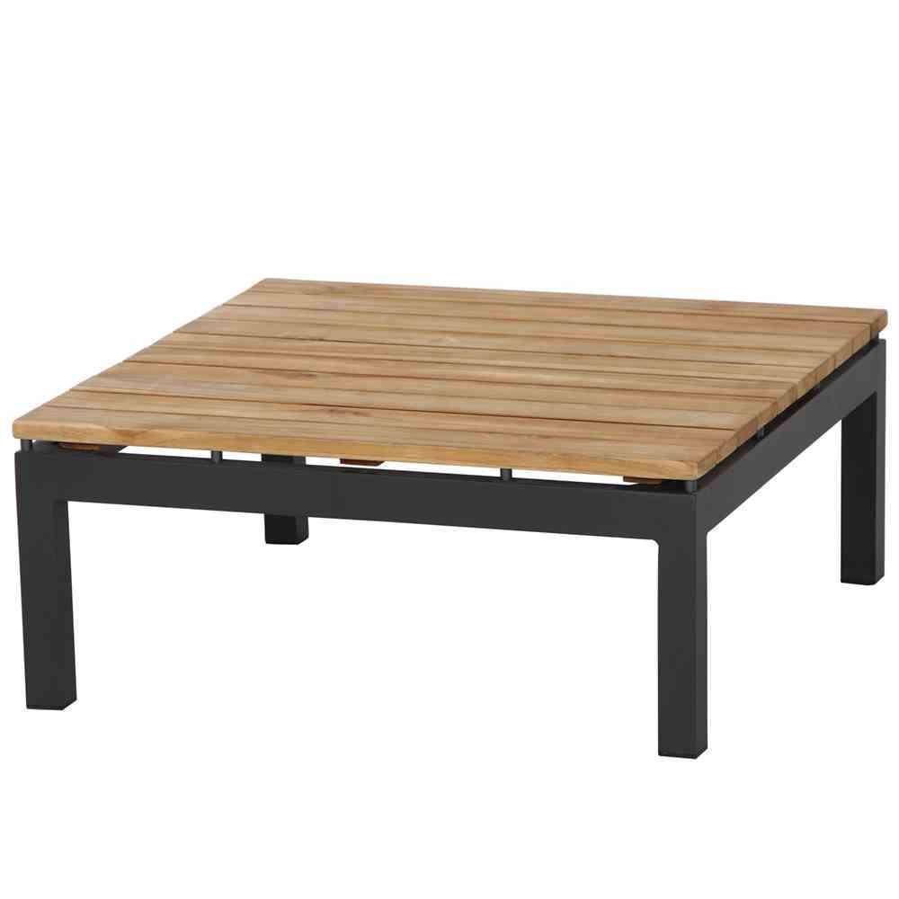 SIENAGARDEN Alvida Lounge Tisch 74x74x30 cm