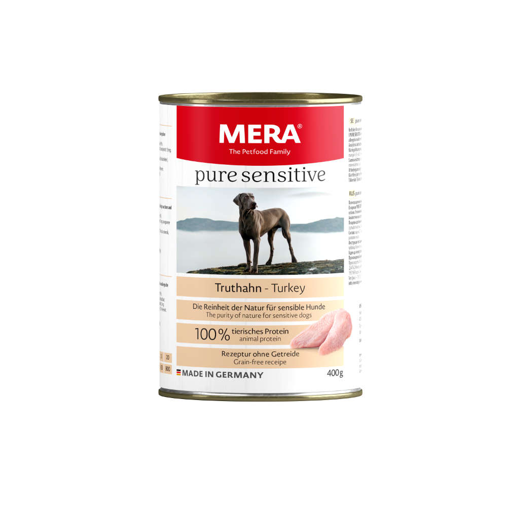 MERA Pure Sensitive Meat Truthahn 400 g