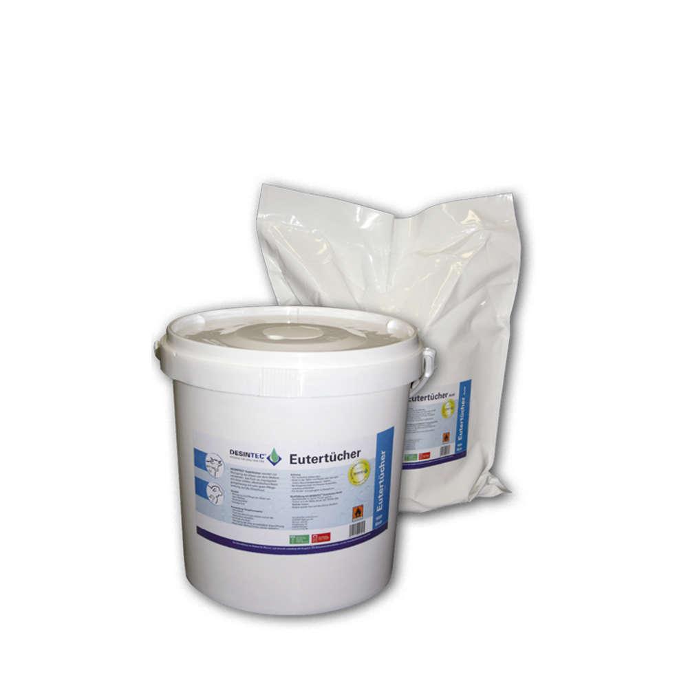 DESINTEC® Eutertücher (feucht) - Euterhygiene - einfach und bequem online bestellen auf raifeisenmarkt24.de