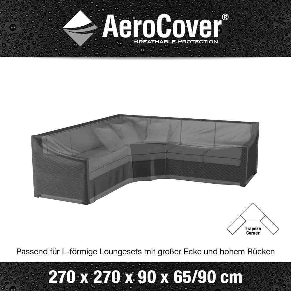 AEROCOVER Loungehülle AeroCover 270x270x90xH65/90 cm