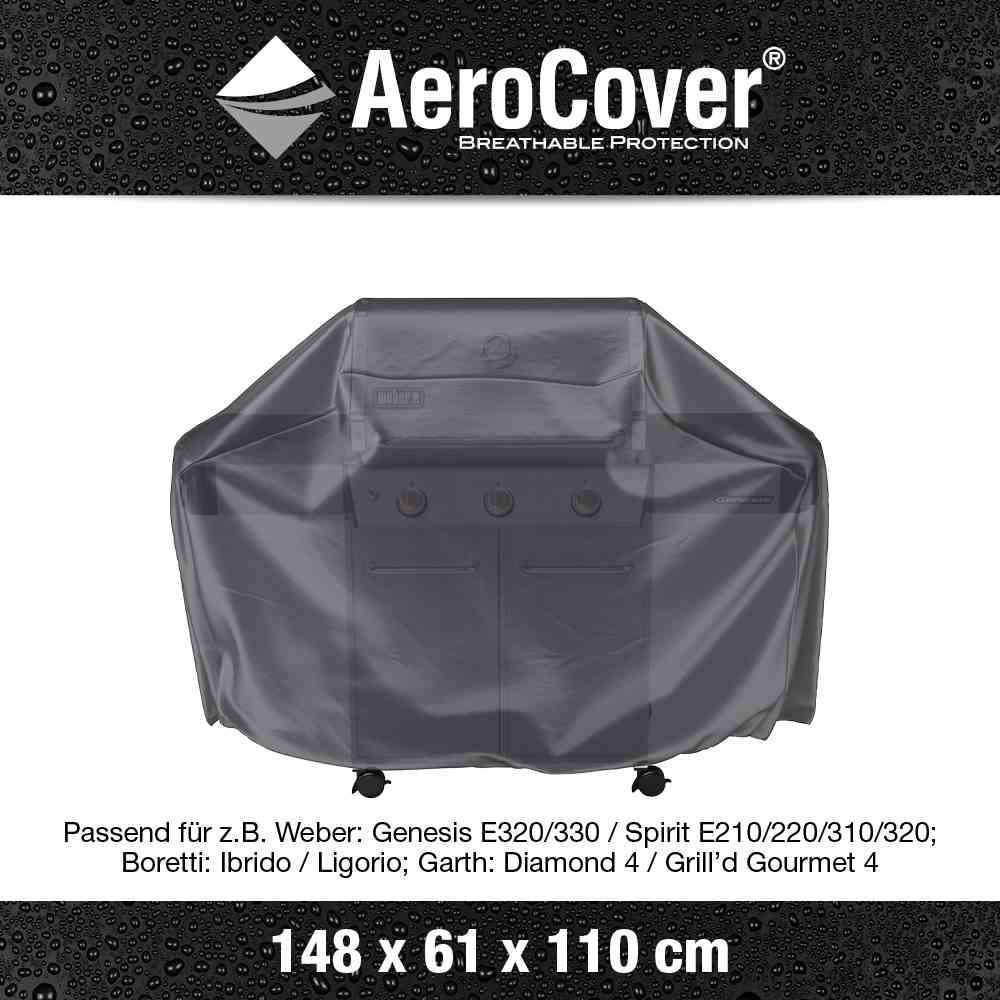 AEROCOVER Atmungsaktive Schutzhülle für Outdoor Kitchen