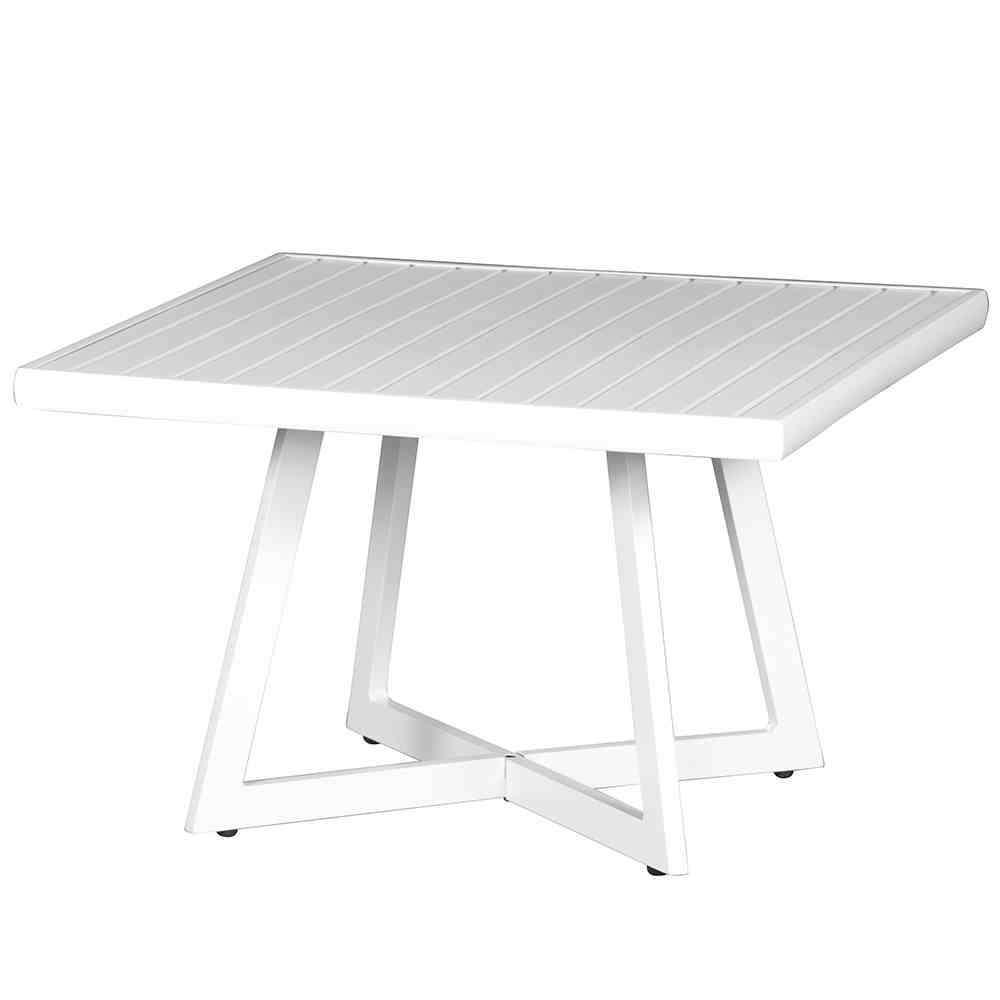 SIENAGARDEN Alexis Lounge Tisch 70x70x45 cm