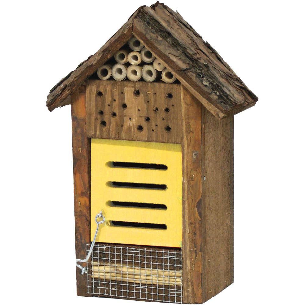 Marienkäfer- und Bienenhaus