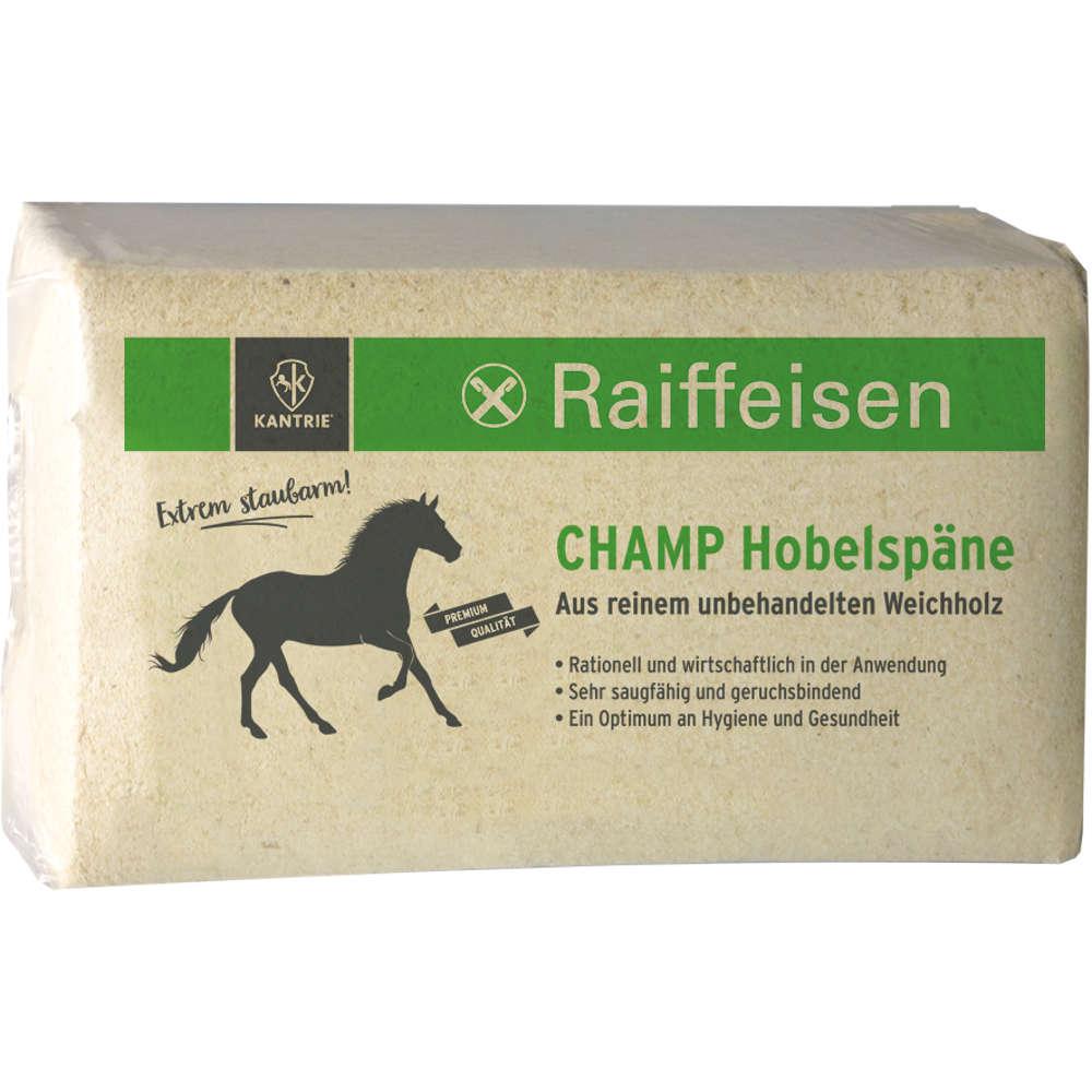 Raiffeisen CHAMP Hobelspäne - Einstreu
