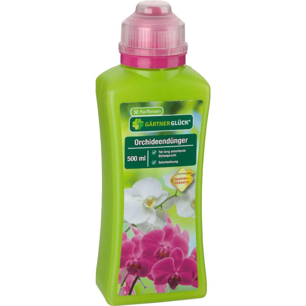 GÄRTNERGLÜCK Orchideendünger 500 ml