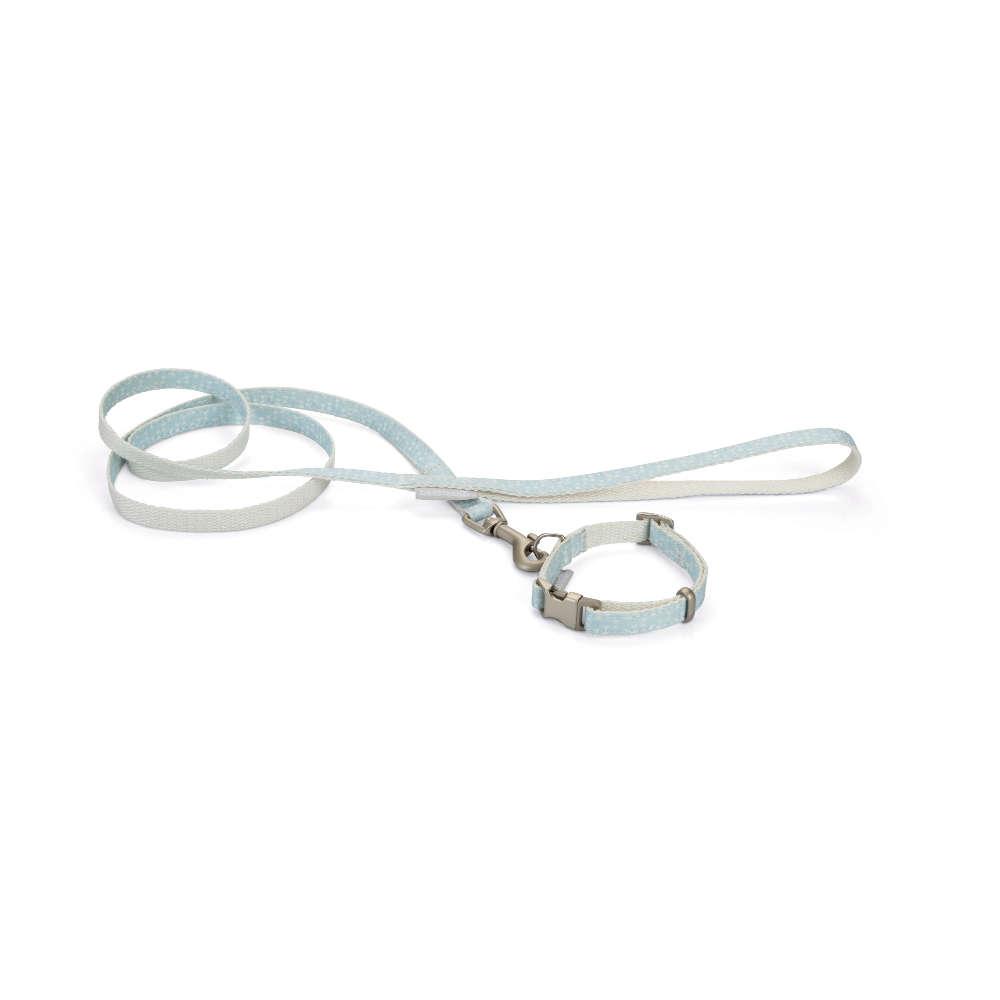beeztees Halsband + Leine Jicca