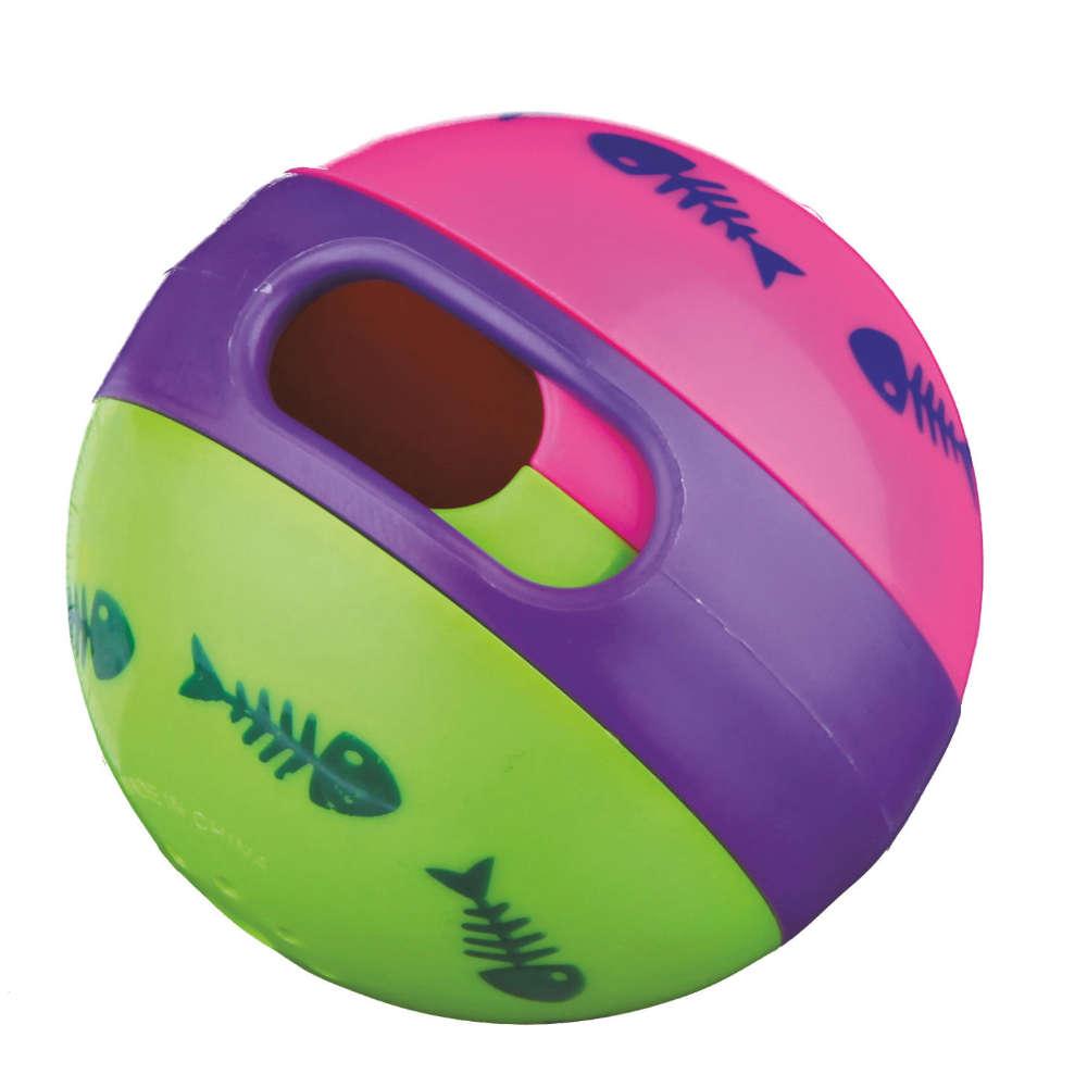 TRIXIE CatActivity Snackball Kunststoff - Katzenspielzeug