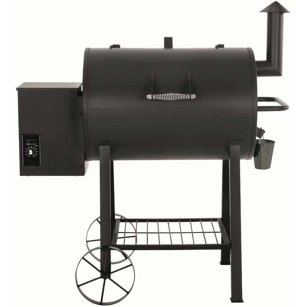 El Fuego Smoker Pelletgrill Megena XXL
