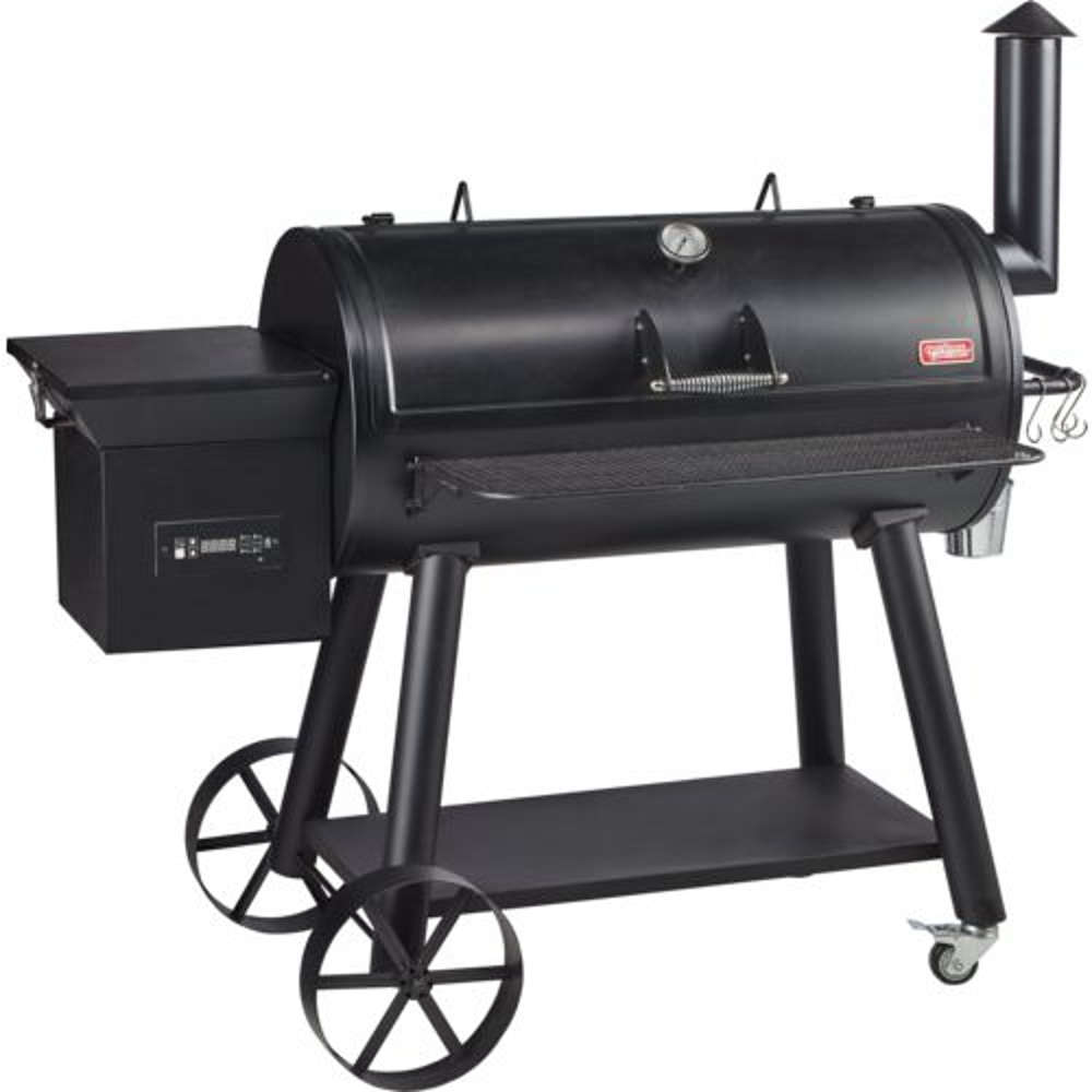 El Fuego Smoker Holzpelletgrill Grand Magena