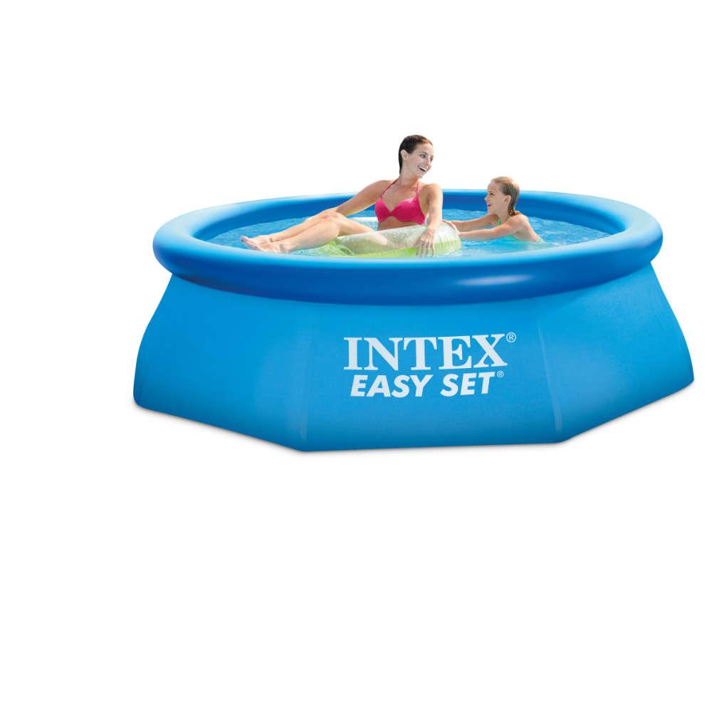 Intex EasySet Pool-Set inkl Filterpumpe