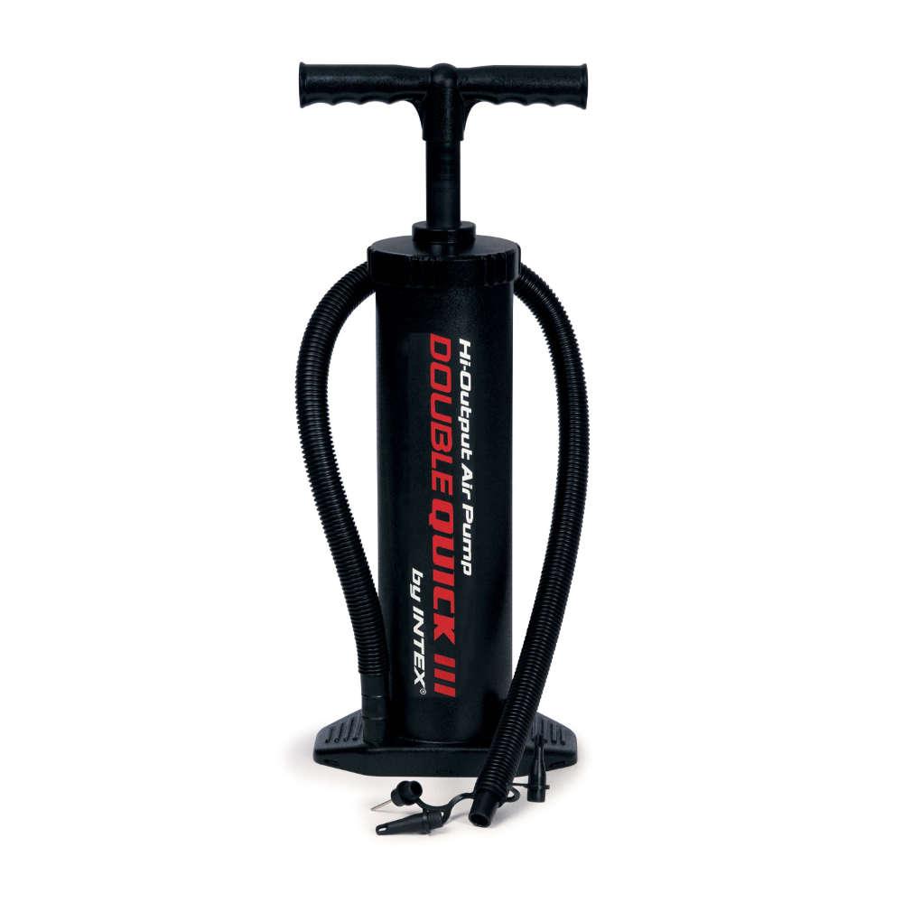 Intex Doppelhub-Pumpe