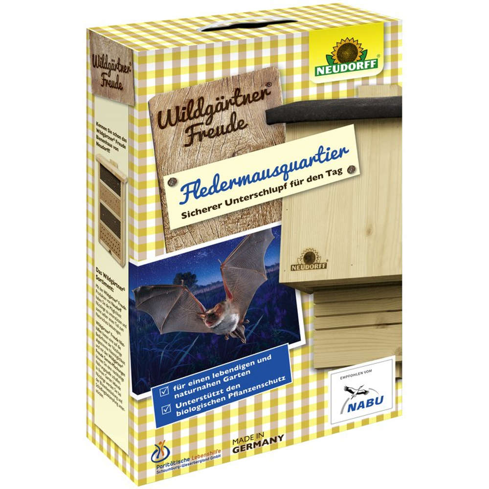 Wildgaertner Freude Fledermausquartier
