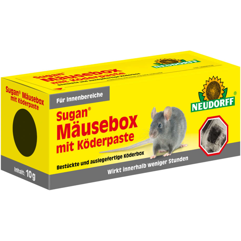 Sugan Maeusebox mit Koederpaste