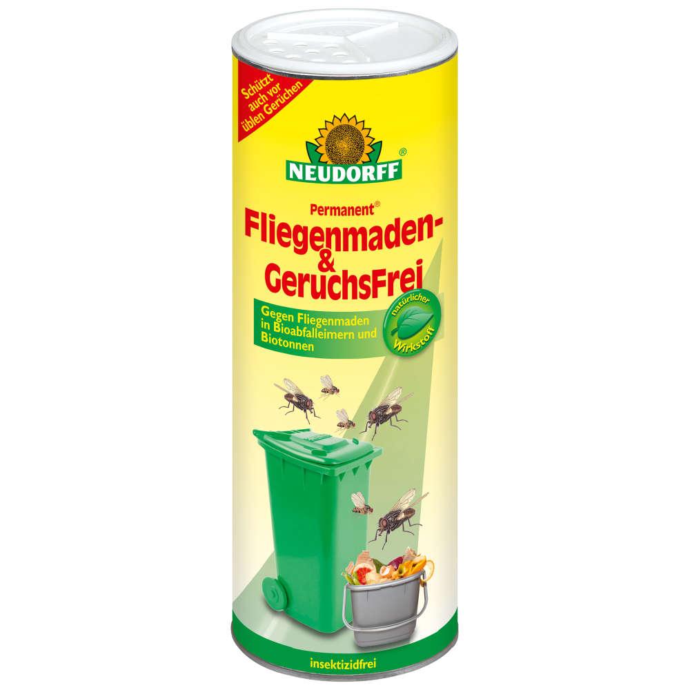 Permanent Fliegenmaden- und Geruchsfrei